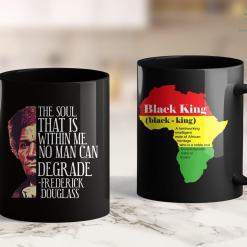 Why Black Lives Matter Black History Month Frederick Douglass Quote 11Oz 15Oz Black Mug %tag familyloves.com