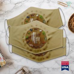 Alabama Hunting Season Mens Duck Hunting American Flag Usa Hunters Gift For Men Cloth Face Mask Gift %tag familyloves.com