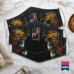 Best Hunting Bow Usa Flag Best Buckin Pawpaw Ever Deer Hunting Fathers Day Cloth Face Mask Gift %tag familyloves.com