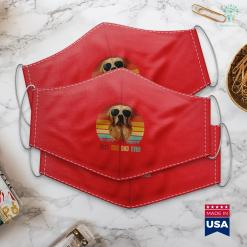 Dog Pictures Mens Best Dog Dad Ever Golden Retriever Fathers Day Gifts Face Mask Gift - One Size, Pack 5 ($10.99) %tag familyloves.com