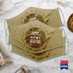 Ny Hunting Seasons Funny Turkey Hunting Gift For Rifle And Bow Hunters Cloth Face Mask Gift %tag familyloves.com