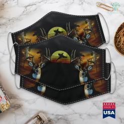 Tn Hunting Season Pheasant Hunting South Dakota Upland Bird Game Hunter Retro Cloth Face Mask Gift %tag familyloves.com