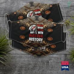 Traditional Native American Clothing History Native American Cloth Face Mask Gift %tag familyloves.com