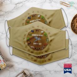 Upland Hunting Pants Funny Pheasant Hunting Great Sarcastic Hunter Gift Cloth Face Mask Gift %tag familyloves.com