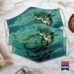 Women Fishing Nude Retro Fishing Evolution Of Man Fisherman Tee Cloth Face Mask Gift %tag familyloves.com