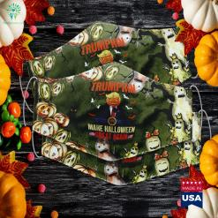 Trumpkin Make Halloween Great Again Trump Best Place To Buy Halloween Costumes Cloth Face Mask Gift %tag familyloves.com