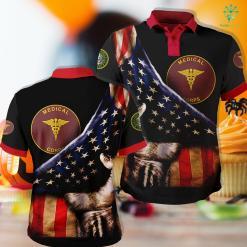 Us Army Sniper School Medical Corps Plaque Polo Shirt All Over Print %tag familyloves.com