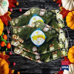 Wish Costume For Halloween Bear Gift Men Women Kid Halloween Dresses Cloth Face Mask Gift %tag familyloves.com