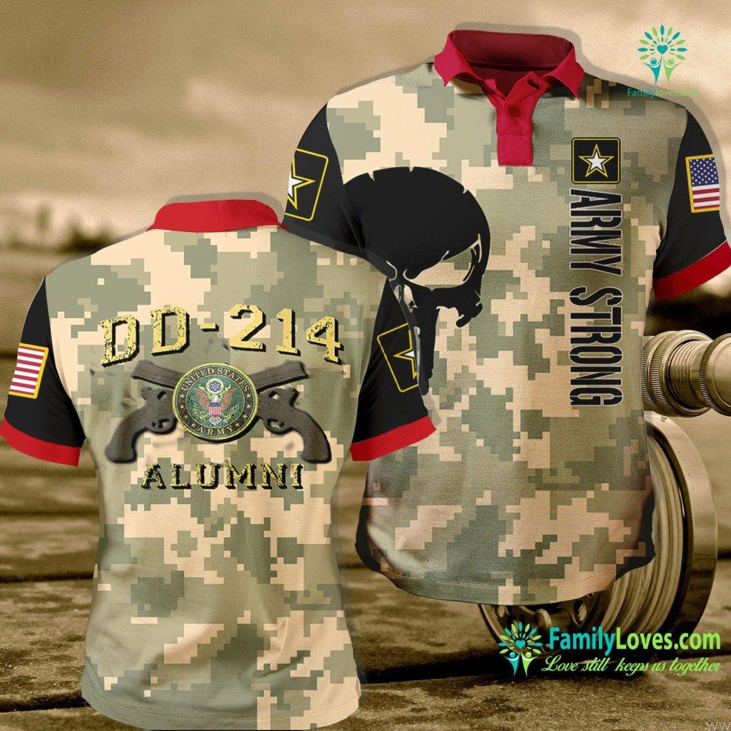 Us Army Sniper School U.S Army Veteran Gift Military Police Branch American Ucp Army Polo Shirt All Over Print Familyloves.com