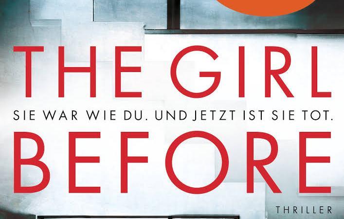 """""""The girl before"""", Buchrezension"""