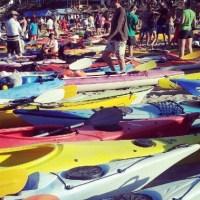 Dragonera Canoe Rescue