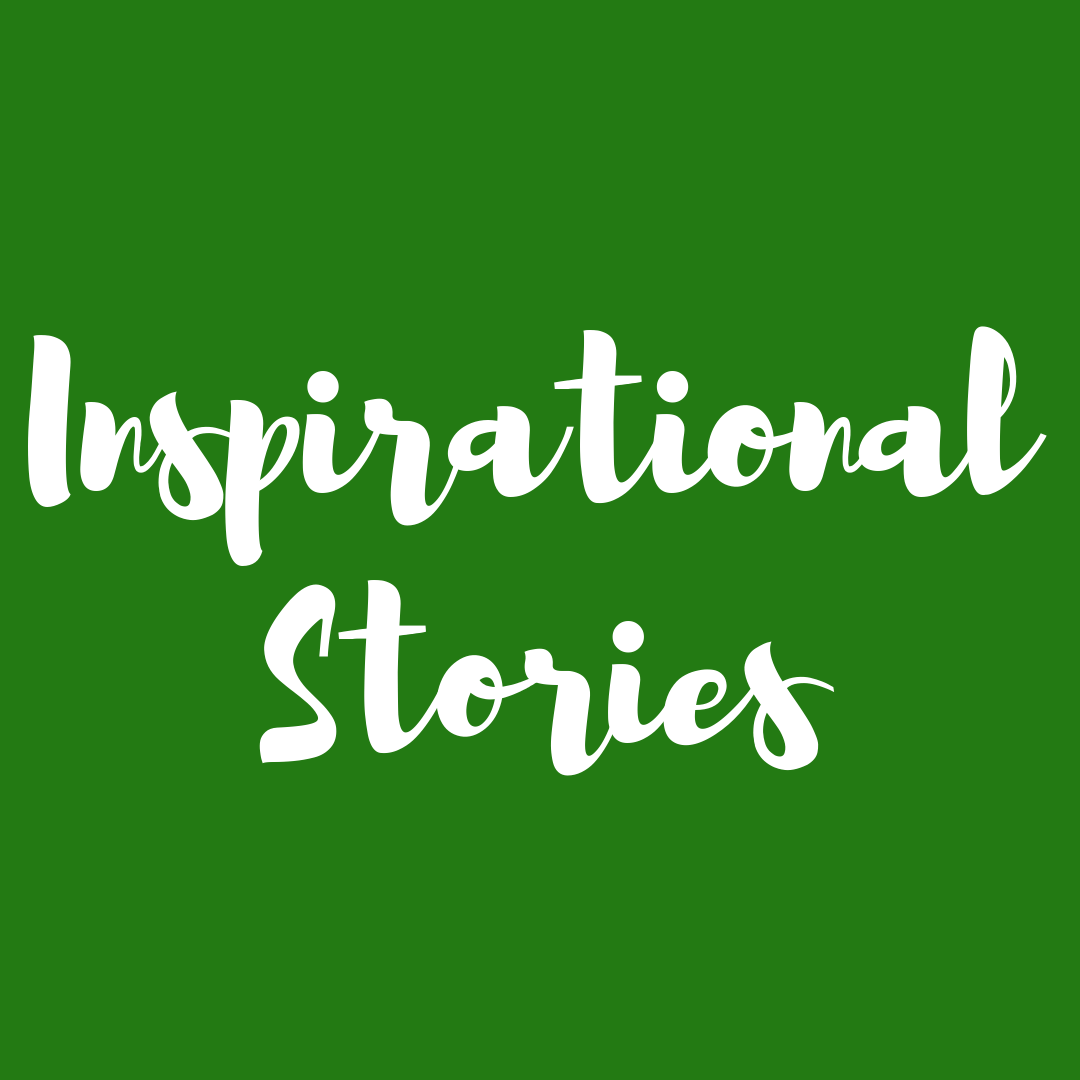 Inspirational stories logo