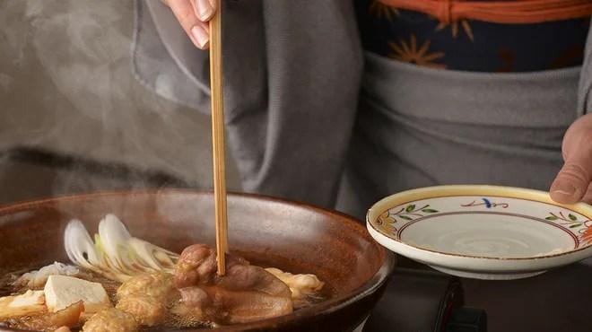 水天宮ランチ情報!鳥料理 玉ひで3