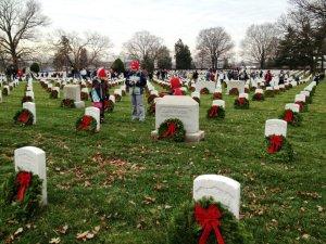 Veterans Cemetery Arlington, VA