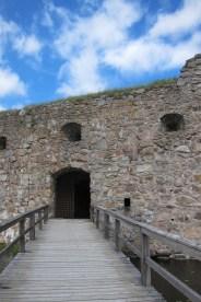 Main Entrance to the Broken Castle