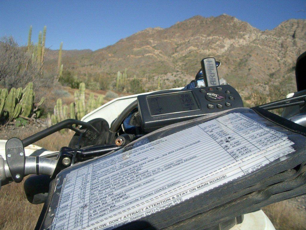 Baja GPS Navagation