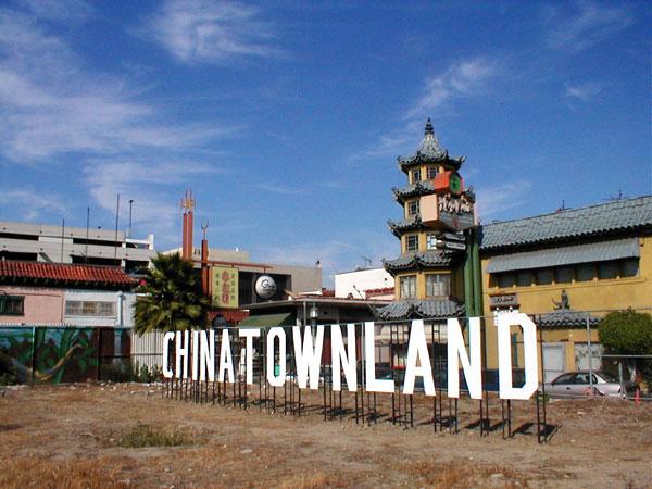 chinatownland - 洛杉矶华人区简史 每个移民都要了解