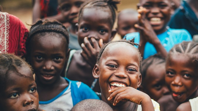 Missio's work in Africa