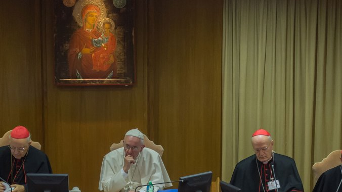 Synod of Bishops on the Family 2014