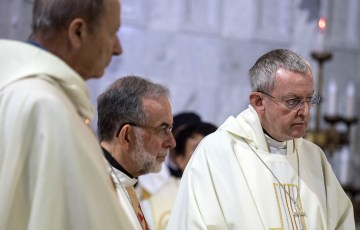 Bishop writes to Catholic parish in Gaza to offer prayerful and practical support