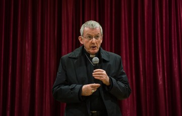 Statement from Bishop Declan Lang on recent violence in the Holy Land