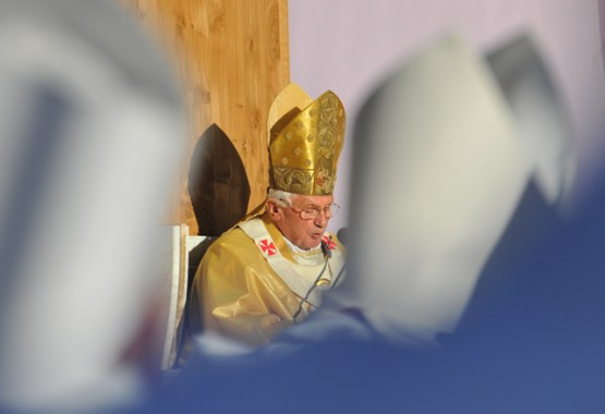 Pope Benedict's Homily at Bellahouston Park