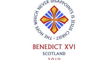 Scotland's Papal Visit logo launched