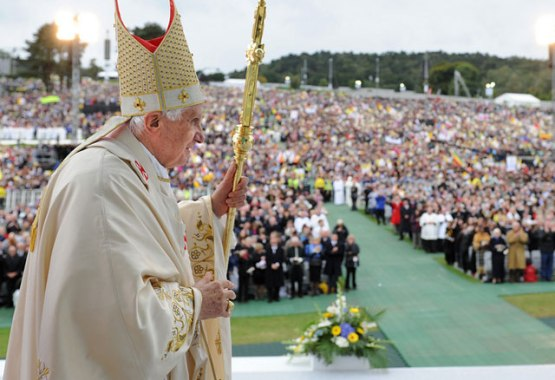 Recitation of the Angelus Domini