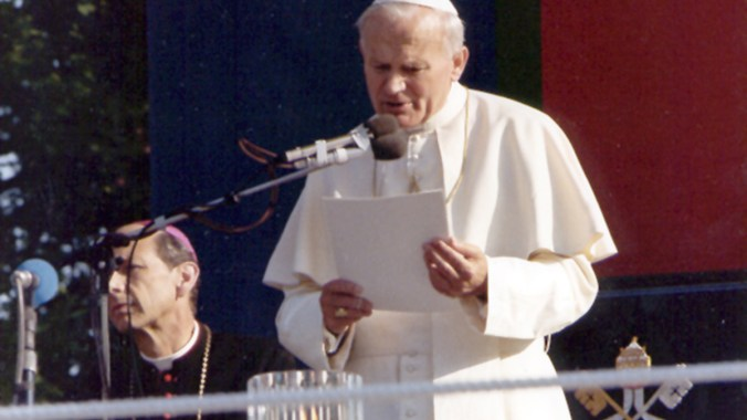 Pope John Paul II to the Religious men and women of England and Wales
