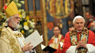 Archbishop of Canterbury's Address