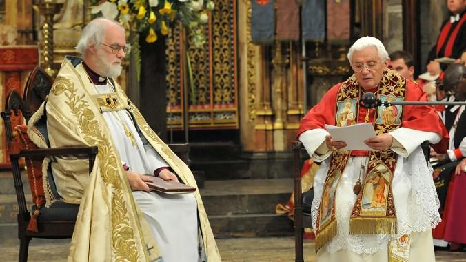 Pope's Ecumenical Celebration