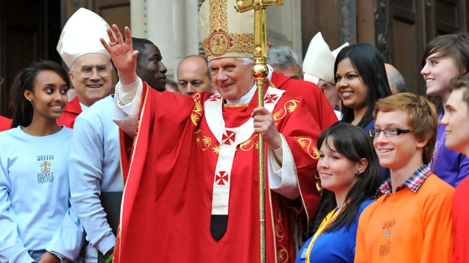 Pope Benedict's Message to Young People