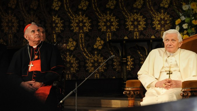 Cardinal O'Brien's Farewell Address to Pope Benedict XVI
