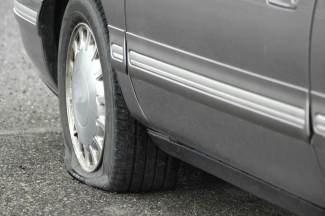 flat tire, roadside emergency