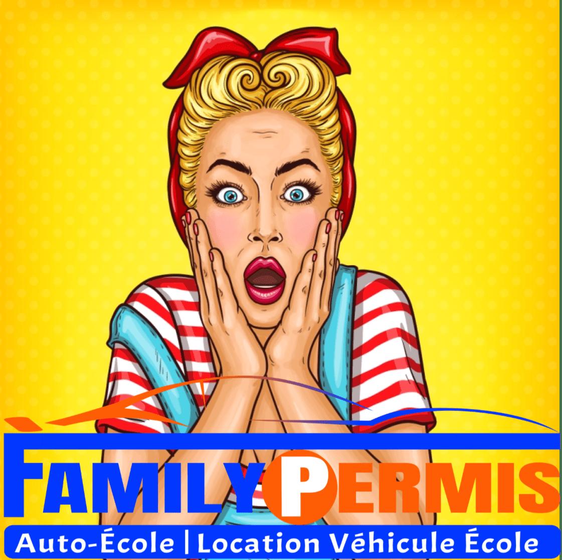 FAMILY PERMIS : Auto-Ecole / Location Véhicule Ecole Double Commande