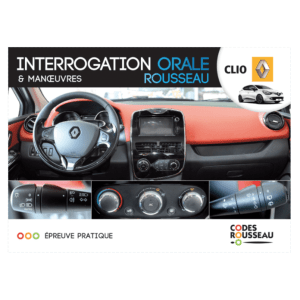 Livret Interrogation Orale – Épreuve Pratique