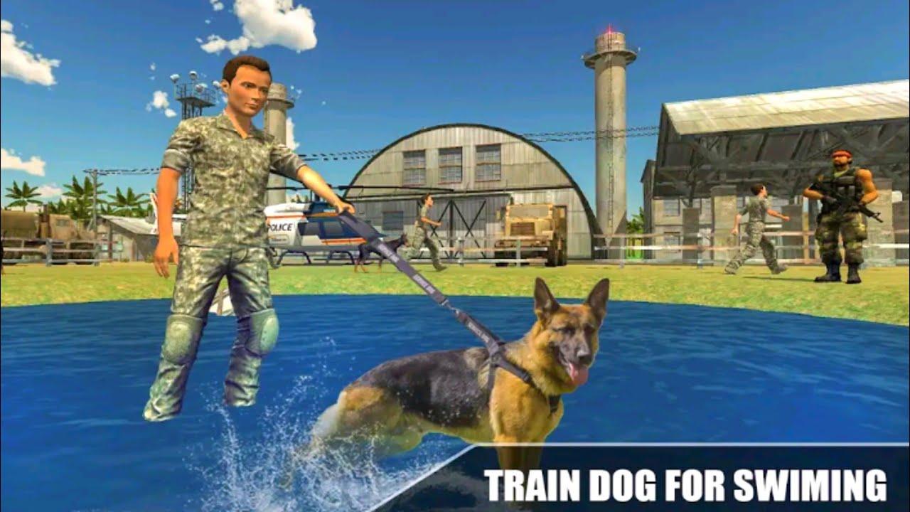 Arming Dog Training Simulator Border Crime 19 With Hindi Gameplay Commentary - Arming Dog Training Simulator - Border Crime 19_With Hindi Gameplay Commentary