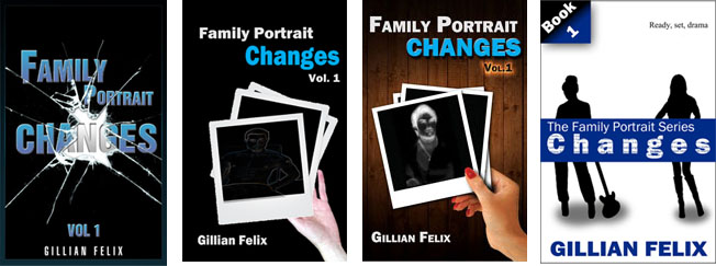 Changes Family Portrait covers