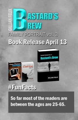 Family Portrait series fun fact 11