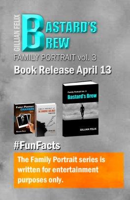 Family Portrait series fun fact 13