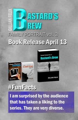 Family Portrait series fun fact 8