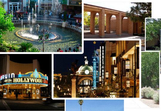 California Locations
