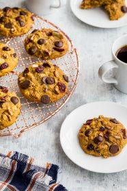 pumpkin-dark-chocolate-cranberry-cookies-picture1-186x279
