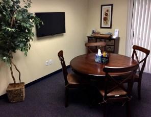 divorce mediation conference room furniture