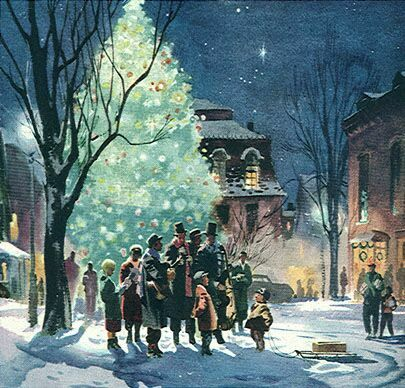 graphic about Christmas Carol Songbook Printable identified as Caroling track reserve Loved ones Reunion Helper