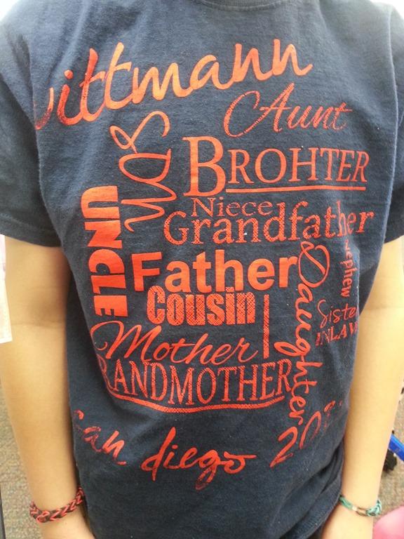 Family Reunion T Shirt | Family Reunion Helper