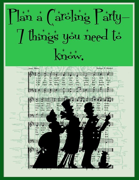 image regarding Christmas Caroling Songbook Printable titled Caroling music ebook Family members Reunion Helper