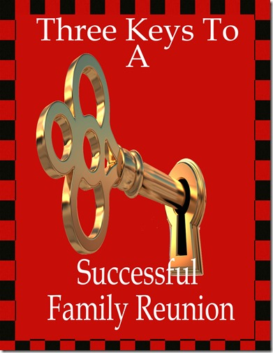 3 keys to a successful reunion