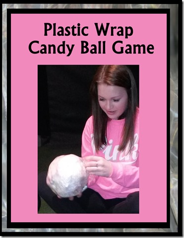 plastic wrap ball