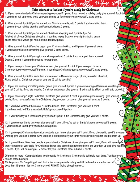test christmas - How The Grinch Stole Christmas Games